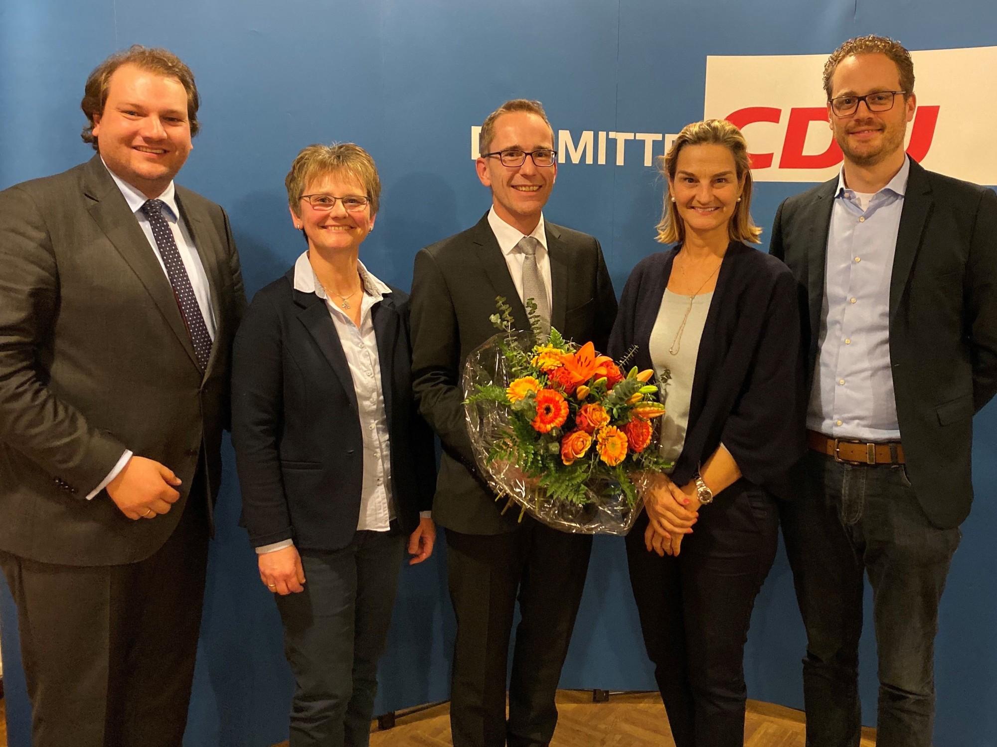 CDU Niederzier wählt Bürgermeisterkandidaten