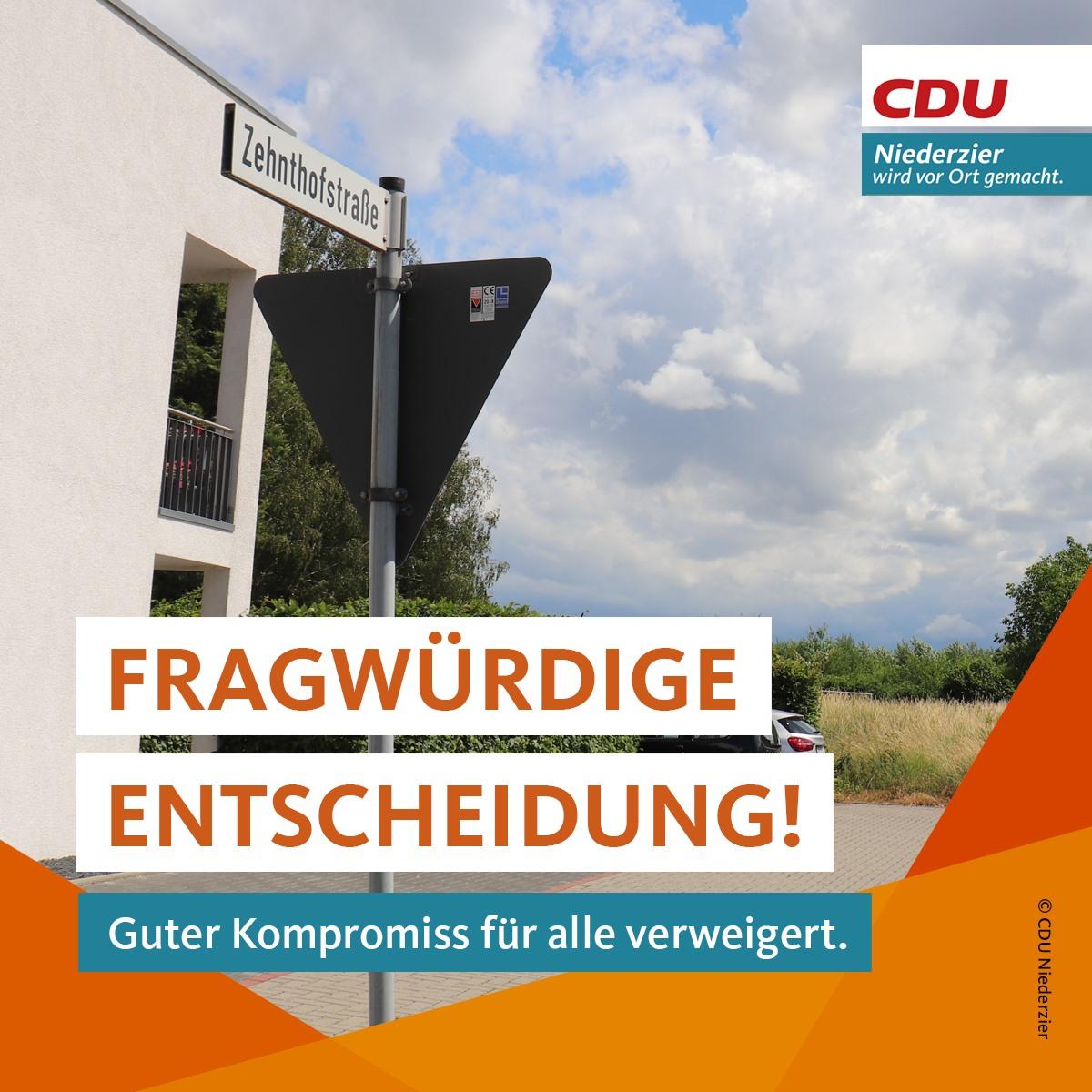(Fragwürdige) Entscheidung zum Zehnthofprojekt in der Ratssitzung