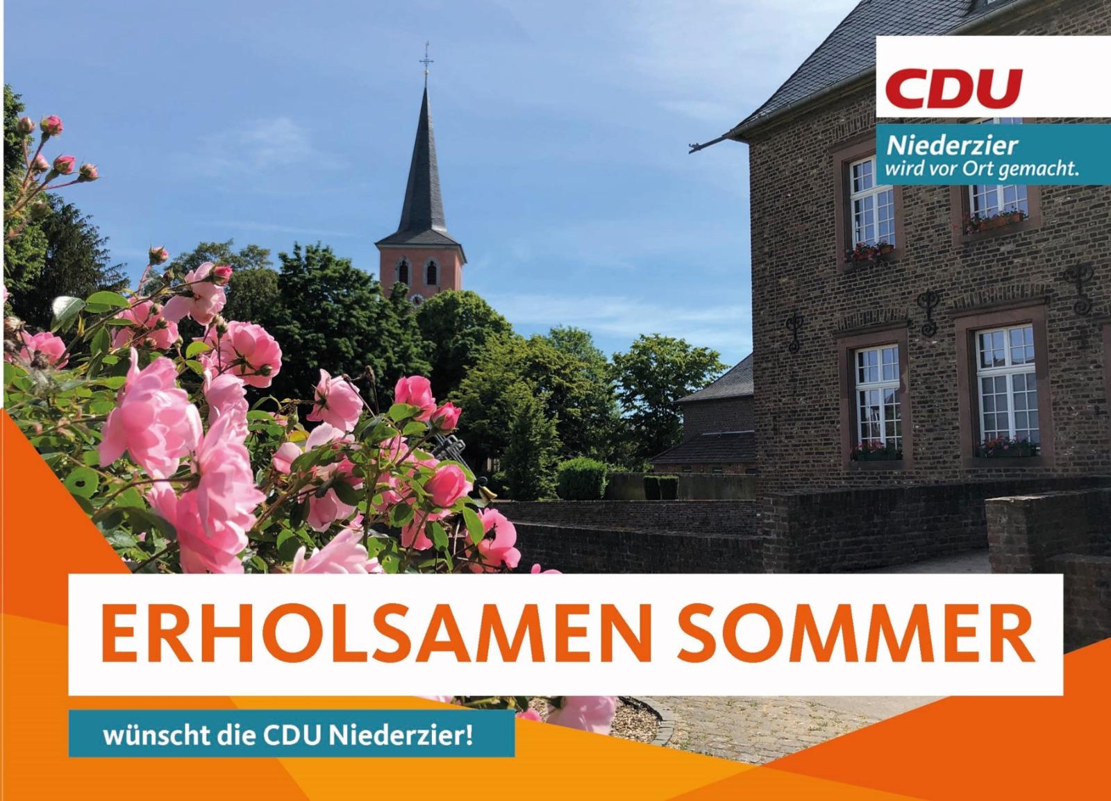 Einen schönen Sommer!