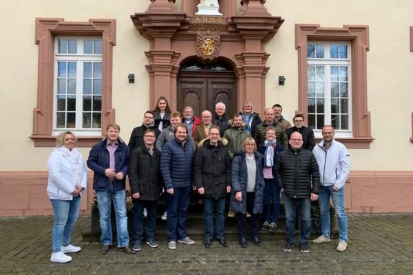 Klausurtagung im Kloster Steinfeld
